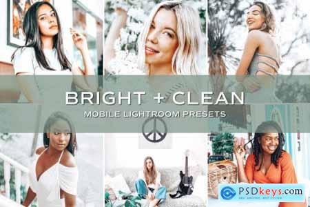 5 Bright and Clean Lightroom Presets 5701422