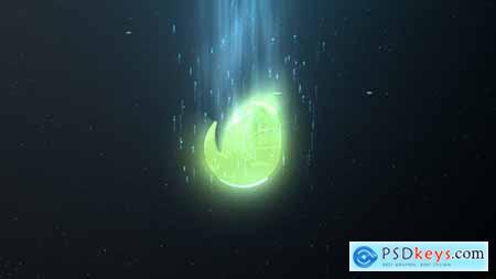 Energy Streaks Logo Reveal 23683891