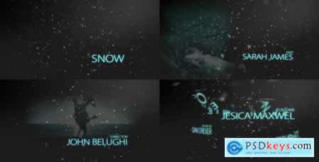 Snow Blockbuster Titles 9329501