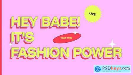 Fashion Event Promo 29742065