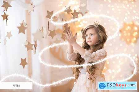 Beautiful Sparkles Actions for Ps 4848006
