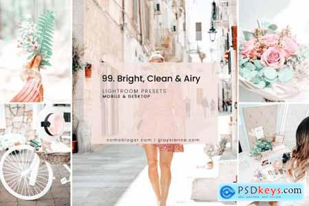 99 Bright, Clean & Airy 4998895