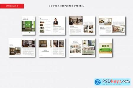 A5 Brochure-Catalogue Bundle Vol I 4948699
