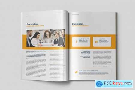 HR - Employee Handbook 4997605