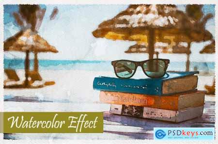 Watercolor Effect 5056838