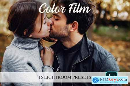 Lightroom Presets - Color Film 4820110