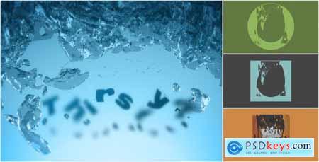 Water Flow Reveal Pack 9257967