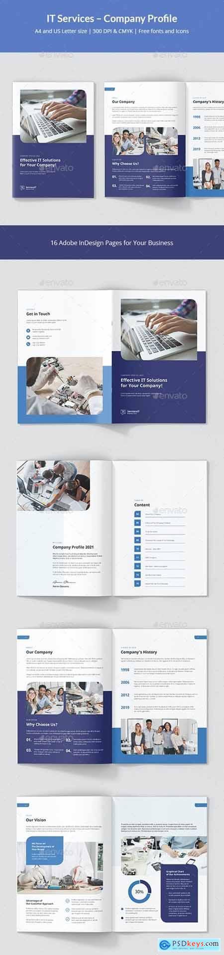 IT Services – Company Profile 29372046
