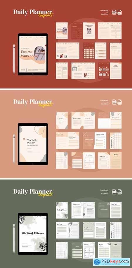 Workbook Planner
