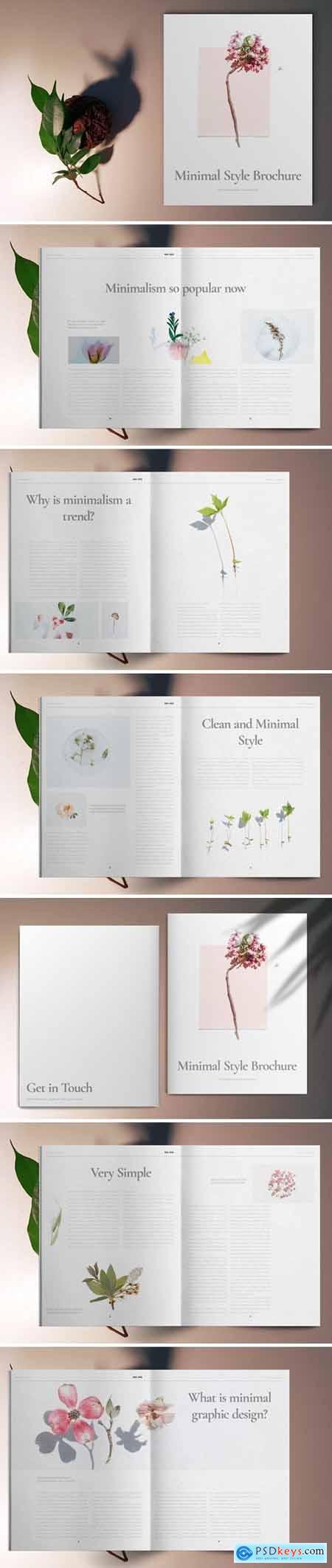 Minimal Brochure Template 5667398