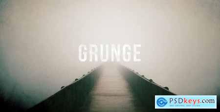 Grunge Movie Intro 3982304
