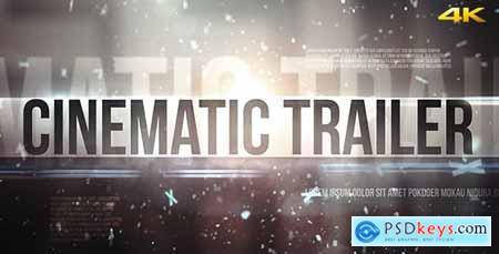 Stylish Cinematic Trailer - Titles 14028326