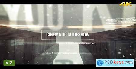 Cinematic Slideshow 14447945