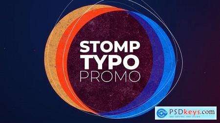 Stomp Typo Promo 29709341