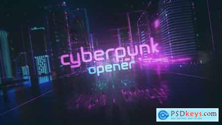 Cyberpunk Opener 29697438