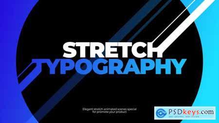 Stretch Typography 27034802