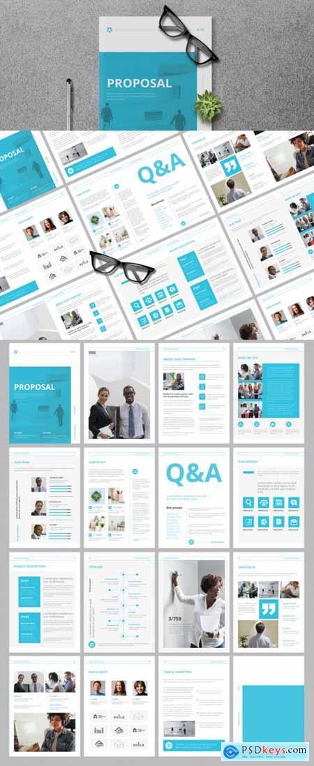 Business Proposal Templte 394759827