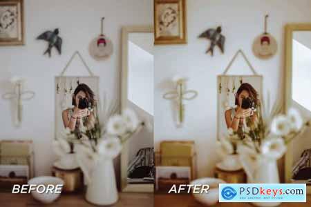 5 Terracotta Lightroom Presets 5701588