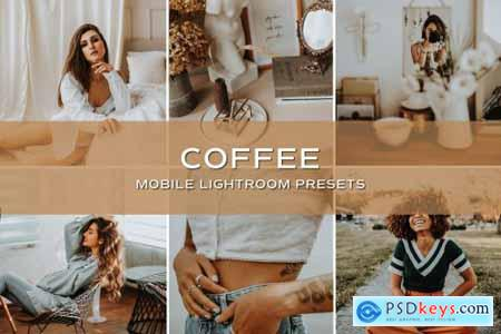 5 Coffee Lightroom Presets 5701500