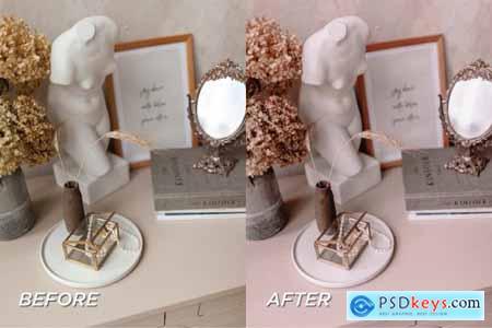 5 Cotton Candy Pink Lightroom Preset 5701534