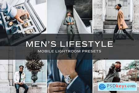 5 Mens Lifestyle Lightroom Presets 5701600