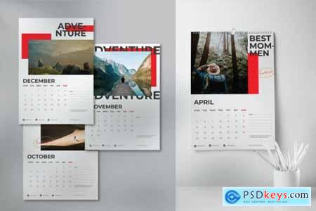 Calendar Adventure 2021 A3