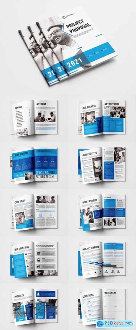 Business Proposal Layout 399841796