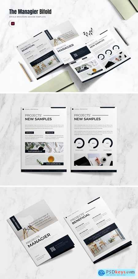 Managier Bifold Brochure