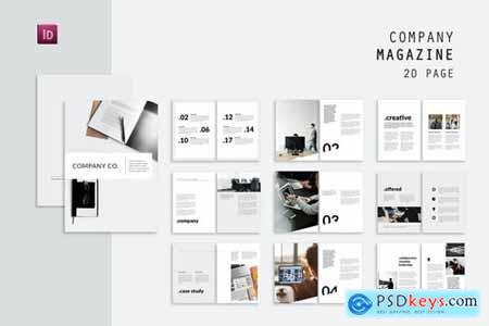 Creative Company Magazine