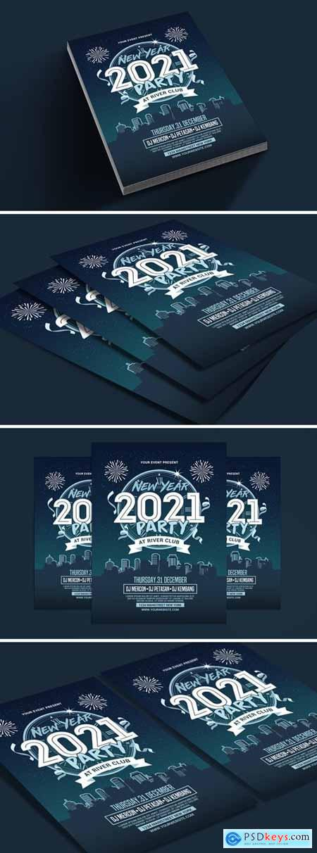 New Year Flyer 2021