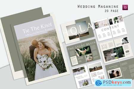 Story Wedding Magazine