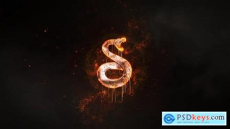 Fire Logo Reveal 29366650