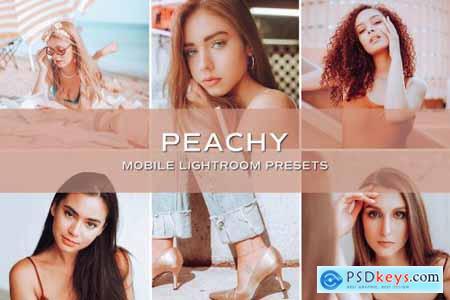 5 Peachy Lightroom Presets 5701754