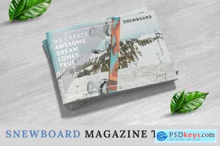 Snewboard Creative Brochure 4930571