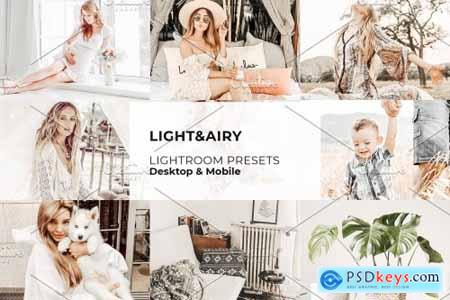 Light and Airy Lightroom Presets 5642263