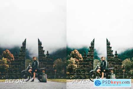 5 Bali Lightroom Presets 5701724