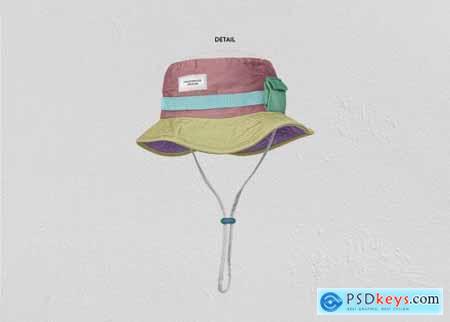 Bucket Hat Mockup 5661005