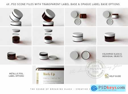 Cosmetic - Medical Pot Mock-Up Vol.2 5631853