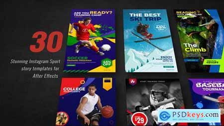 Sport Promo Instagram Stories 29687017