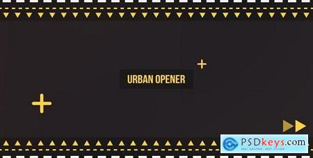Urban Logo Opener 13326380