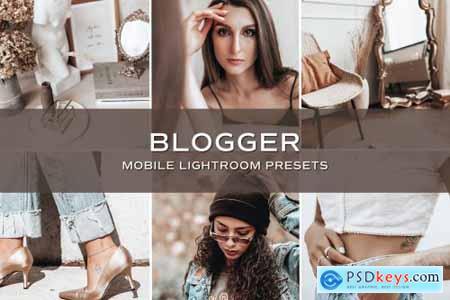 5 Blogger Lightroom Presets 5701706
