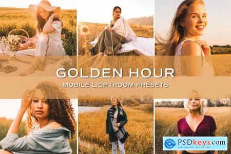 5 Golden Hour Lightroom Presets 5701716