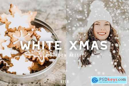 10 WHITE CHRISTMAS LIGHTROOM PRESETS 5613566