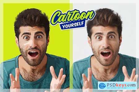 Cartoon Yourself 5475206