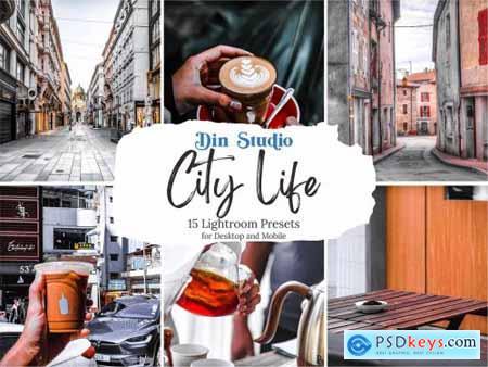 City Life Lightroom Presets 5480308
