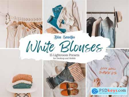 White Blouses Lightroom Presets 5480313