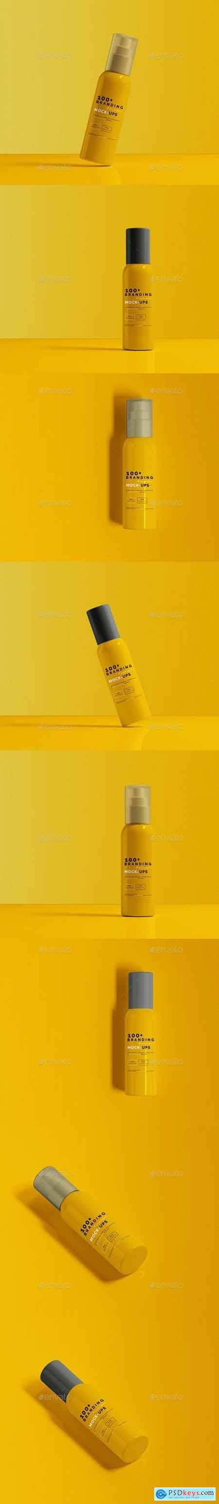 Spray Bottle Mockup 29716675