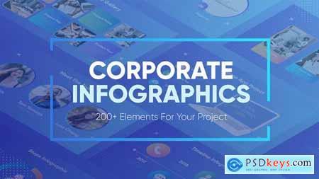 Corporate Infographics 28457251