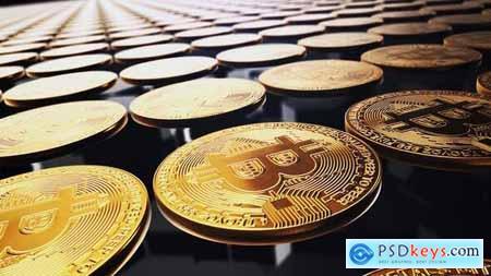 Bitcoin logo reveal 29668725