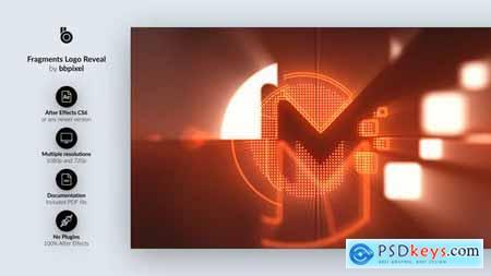 Fragments Logo Reveal 29487213